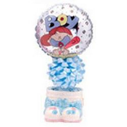 New Baby Balloon and Candy Gift Set