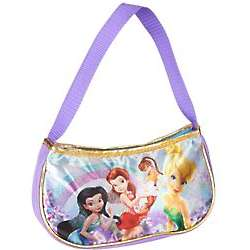 Disney Fairies Purple Purse