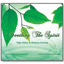 Soothing the Spirit Nidra Meditation CD