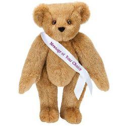 Classic Sash Teddy Bear