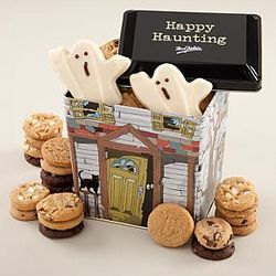 Mrs. Fields Halloween Treats Tin
