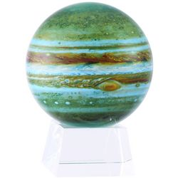 Automatic Rotating Jupiter Globe