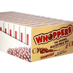 Whoppers Malted Milk Balls Theater Boxes