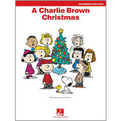 A Charlie Brown Christmas™ Beginning Piano Solos