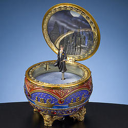 Harry Potter 174 And The Sorcerer S Stone Lacquer Music Box