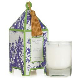 Lavander Provencale Pagoda Candle