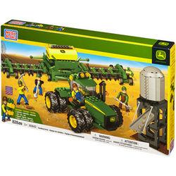 John Deere Mega Bloks Seeding Crew Toys