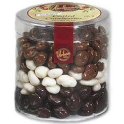 Assorted Chocolate Covered Cranberries
