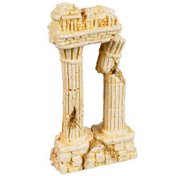 Roman Posts Aquarium Ornament