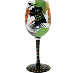 Tips from the Witch Wine Glass