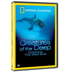 Creatures of the Deep: Dolphins, The Wild Side DVD