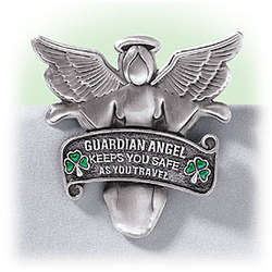 Irish Guardian Visor Clip