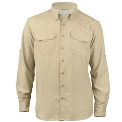 Gentleman's Ventilated Sun Protection Shirt