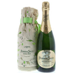 Perrier-Jouet Grand Brut in a Claire Coles Gift Bag