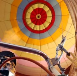 Palm Desert Private Champagne Balloon Ride for 2