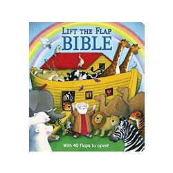 Lift-the-Flap Catholic Bible Board Book