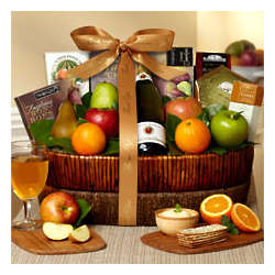 Thank You Tour D'Arles Fruit Gift Basket