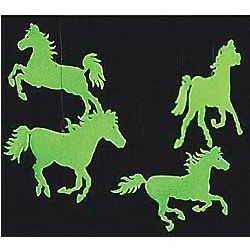 Glow-in-the-Dark Horse Mobile