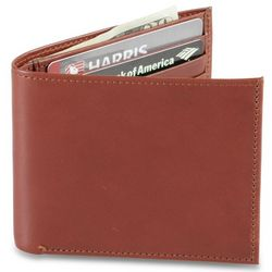 Belting Leather Wallet