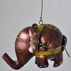 Sunface Elephant Lantern