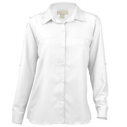 Lady's Ventilated Sun Protection Shirt