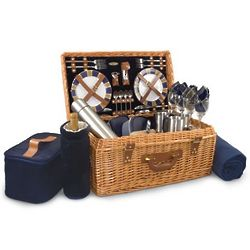 NFL Windsor Four Person Picnic Basket