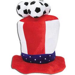 USA 3 Ball Plush Hat