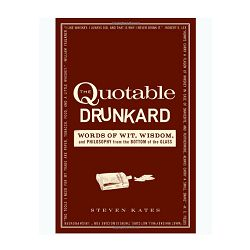 The Quotable Drunkard Book