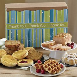 Mix & Match Five Item Bakery Gift Box