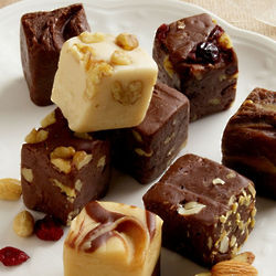 Chocolate Fudge Bites Assorted Gift Box