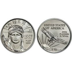 American Eagle Platinum Bullion Coin