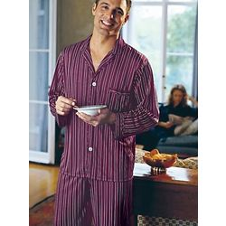 Men's Nylon Tricot Pajamas