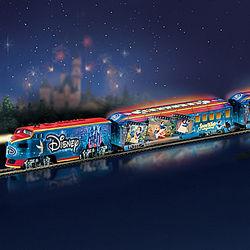 Disney Movie Magic Express Illuminated Train Set