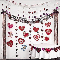 Valentine Decor Kit