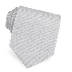 Giorgio Armani Signature Jacquard Silk Tie