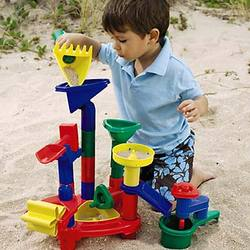 Sand Play Tower
