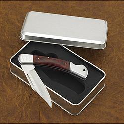 Personalized Yukon Lock Back Knife