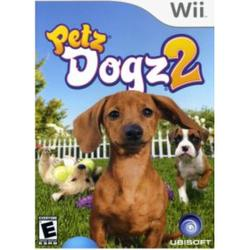 Nintendo Petz Dogz 2 for Wii
