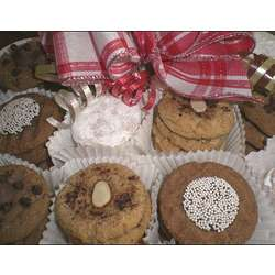 Nuts to You Homemade Cookie Gift Box