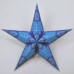 Funky Paper Star Lantern