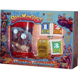Sea-Monkeys Pirate Treasure