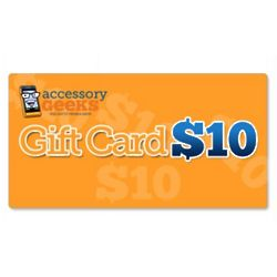 $10 AccessoryGeeks Gift Card