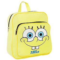 Personalized SpongeBob Small Backpack