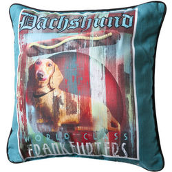 Dachshund Dog Breed Pillow