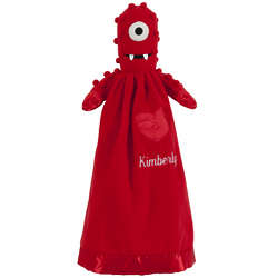 Yo Gabba Gabba Muno Baby Blanket and Lovie Toy