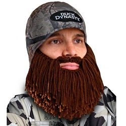 Duck Dynasty Mallard Duck Short Beard Hat