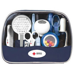 American Red Cross Deluxe Baby Healthcare and Grooming Kit