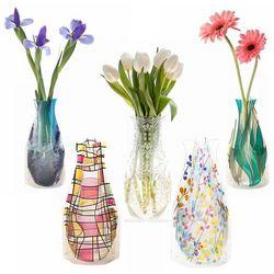 Expandable Modern Plastic Vase