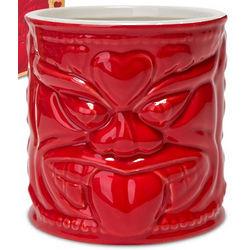 Tiki Love Ceramic Mug