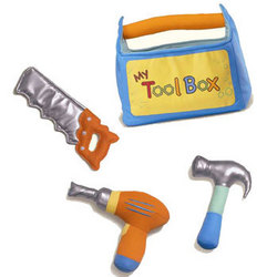 Tool Box Baby Activity Set